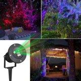 Solargarten-Laserlicht für Partei