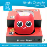 La Banca mobile sottile ultra portatile di potere della Banca di potenza della batteria del litio del polimero di Pokemon del Anime della scatola