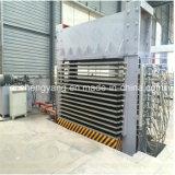 Machine chaude de lamineur de presse de contre-plaqué de la Chine Linyi pour le travail du bois