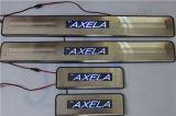 Placa de peldaño de LED para Mazda Axla