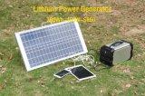 système solaire portatif d'énergie solaire de la centrale électrique 400W
