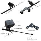 HD de 5 MP dupla câmara de vídeo portátil Detector sob o veículo para o exército, polícia, Verificação de segurança personalizado