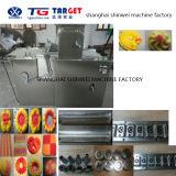 Machine Ckt400/600 de deux de couleur des CK biscuits de série (mécanique)