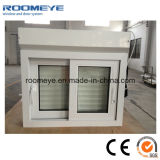 Fenêtre coulissante en aluminium Fly Screen avec volet roulant électrique