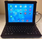 ODM Mfi Keyboard for iPad, with 30 tenon or 8 tenon Lightning Connector