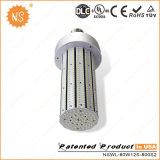 LED de 150 vatios bombilla de luz fría de maíz, el LED blanco de la luz de la zona y de la calle, E26/E27 de la Base de medio