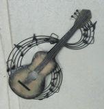Guitare En Métal Décoration Murale Sfm0614 Guitare En Métal