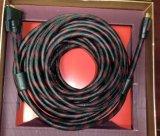 DVIケーブルへの20m高速HDMI