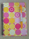 Spiral Notebook met pen