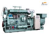 350квт морских дизельных генераторных установках (350GF)
