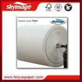 el rodillo enorme 66GSM del 1.6m ayuna papel seco de la sublimación