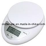 scala di pesatura elettronica della cucina di 5kg Digitahi
