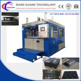 Semi automático de plástico gruesa capa de vacío de la máquina de termoformado