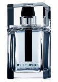 人または男性のためのデザイナー形100mlのガラスビンの香水