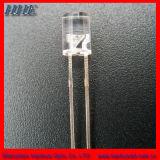 La parte superior plana de 3mm LED los diodos blanco amarillento (HH-5TOCDW741)