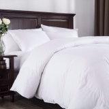 Relleno de plumas acolchada de algodón tejido a prueba de los conjuntos de ropa de cama edredones de plumas