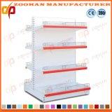 金属のスーパーマーケットの記憶装置の表示装置の記憶の壁の棚(Zhs56)