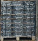 Frasco de infusão de vidro âmbar de 250 ml com boca de 32mm