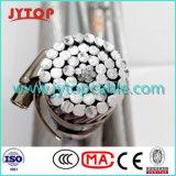 Conductor ACSR Condutor de alumínio para linha de transmissão Overhtead