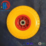 3.00-4 PU Foam Wheels Wheel Barrow / Hand Trolley Tire
