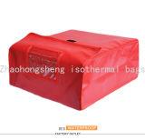 Hot Sale sac isotherme la livraison de nourriture pizza avec du polyester ou en nylon