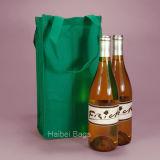 2 de Zak van de Totalisator van de Wijn van flessen (hbwi-021)