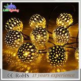 Weihnachtszeichenkette-Lichter des Hochzeitsfest-Dekoration-Feiertags-LED