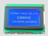128X64 도표 LCD 디스플레이 옥수수 속 유형 LCD 모듈 (LM12864L)