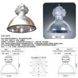 감응작용 램프 100W를 가진 높은 만 빛
