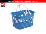 高品質のプラスチックバスケット型
