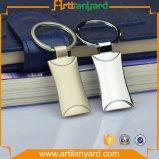 工場価格の顧客金属によって刻まれるKeychain