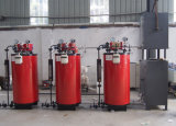 Vertical OilかGas/LPG Fired Steam Boilerの専門のManufacturer