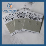 Chaud! Custom Velvet Covered Earring Display Card Wholesale
