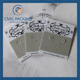 Calientes! Cubierto de terciopelo personalizados pendientes al por mayor de la tarjeta gráfica