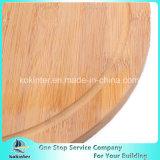 Доска сыра прерывая доски круглой Bamboo разделочной доски Bamboo