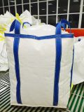 Les boucles de sacs de Jumbo FIBC bleu pour l'emballage Oxyde de fer en poudre