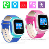 다채로운 스크린 Y5를 가진 아이 GPS 시계를 위한 최고 생일 선물