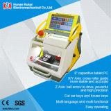 La machine de découpage Sec-E9 principale la même fonction avec la machine mais le prix de découpage principale de Silca est Competitve