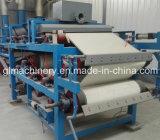 Pulpa/lodo de Dewaterer de la máquina del espesante de 1500 prensas filtrantes de la correa