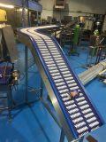 Nahrungsmittelgetränkemaschinerie-Industrie-modulares Förderband-Bandförderer-System