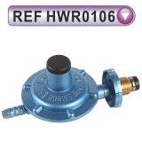 천연 가스/LPG (HWR0104)를 위한 알루미늄/아연 합금 저압 규칙