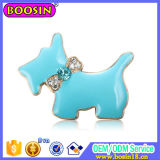 Emaille Animal Cat Zinc Alloy Jewelry Charm für Bracelet