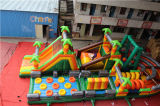 Curso de obstáculo inflable de la selva adulta para la venta Chob1200