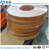 Meubles de haute qualité en PVC de bandes de chant / Plastique PVC Bordure