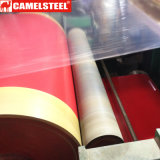 Couleur RAL Galvansied bobine d'acier prépeint personnalisés pour les matériaux de construction