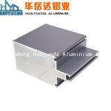 6063 T5 verdrängten Aluminiumprofil mit anodisierter Oberfläche