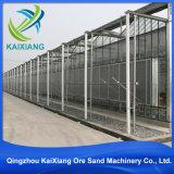 Invernadero industrial orgánico calificado del invernadero del bajo costo para la lechuga