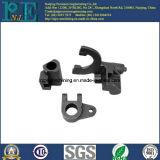 Pièces de forgeage d'aluminium de précision personnalisées pour pièces d'automobiles