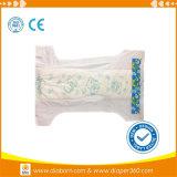 優れた使い捨て可能な卸し売り布のおむつ中国製