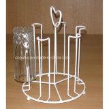Supporto della cremagliera di vetro di collegare (LJ9015)